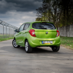 Opel Karl 4 150x150 Test: Opel Karl 1.2 75 KM Cosmo   wiecznie młody syn Adama