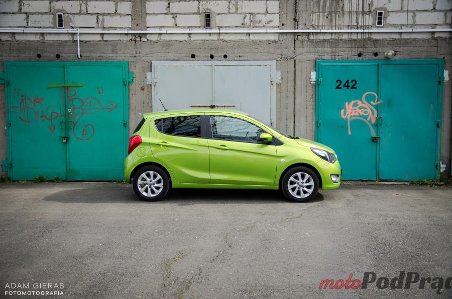 Opel Karl 7 Test: Opel Karl 1.2 75 KM Cosmo   wiecznie młody syn Adama