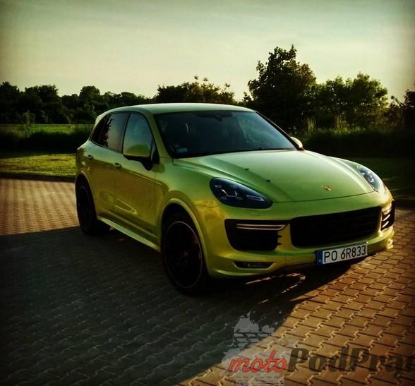 Porsche Cayenne GTS 5 minut z... Porsche Cayenne GTS