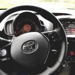 Toyota Aygo 10 150x150 Test: Toyota Aygo   designerska puszka