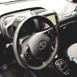Toyota Aygo 11 150x150 Test: Toyota Aygo   designerska puszka