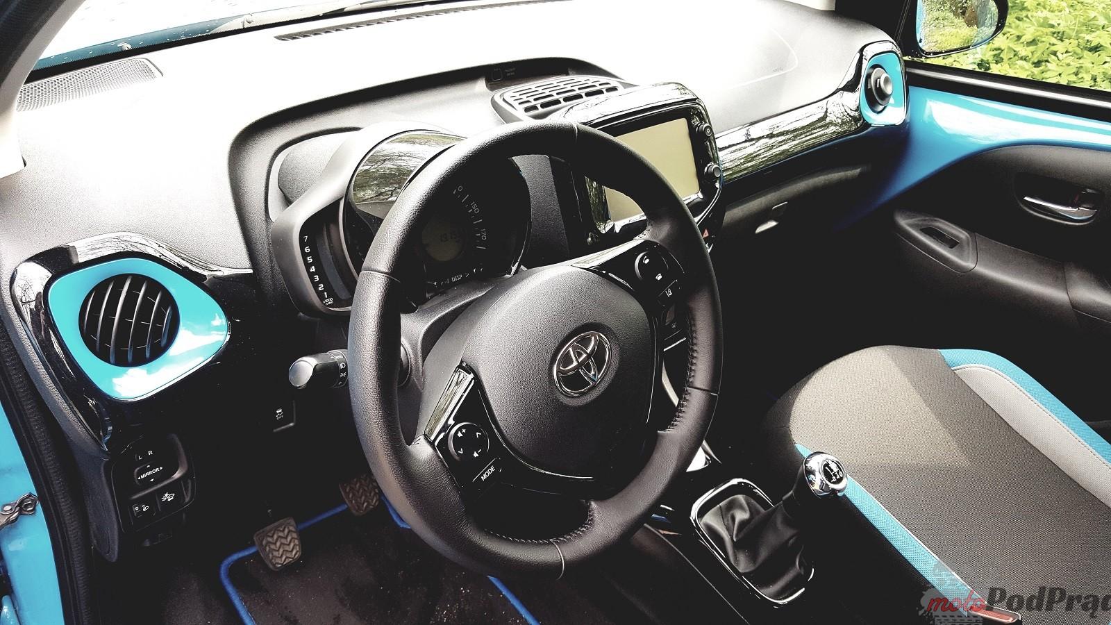 Toyota Aygo 11 Test: Toyota Aygo   designerska puszka