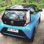 Toyota Aygo 22 150x150 Test: Toyota Aygo   designerska puszka