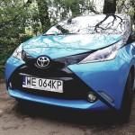 Toyota Aygo 27 150x150 Test: Toyota Aygo   designerska puszka