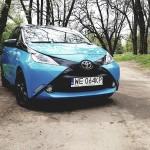 Toyota Aygo 28 150x150 Test: Toyota Aygo   designerska puszka
