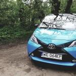 Toyota Aygo 32 150x150 Test: Toyota Aygo   designerska puszka