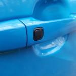 Toyota Aygo 45 150x150 Test: Toyota Aygo   designerska puszka