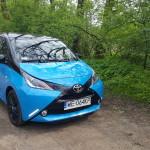 Toyota Aygo 51 150x150 Test: Toyota Aygo   designerska puszka
