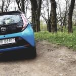 Toyota Aygo 57 150x150 Test: Toyota Aygo   designerska puszka