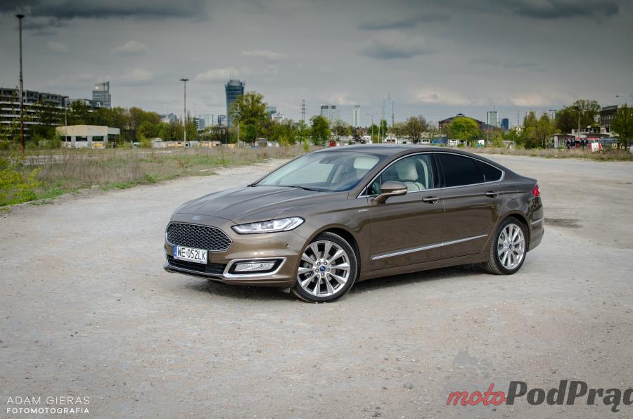Vignale 2 Test: Ford Mondeo Vignale 2.0 TDCi 210 KM   premium?