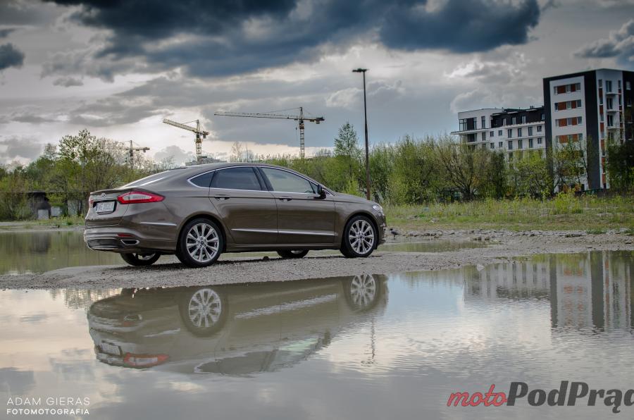 Vignale 20 Test: Ford Mondeo Vignale 2.0 TDCi 210 KM   premium?