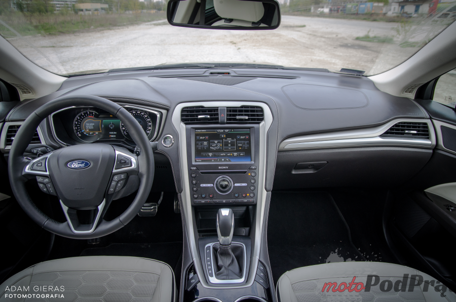 Vignale 23 Test: Ford Mondeo Vignale 2.0 TDCi 210 KM   premium?