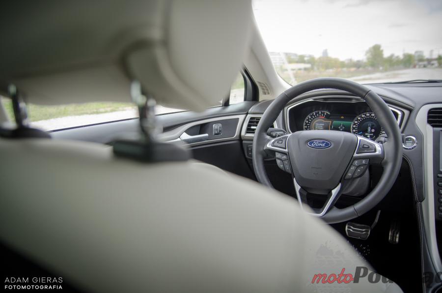 Vignale 26 Test: Ford Mondeo Vignale 2.0 TDCi 210 KM   premium?