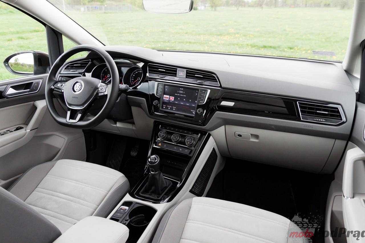 Volkswagen Touran 18 Test: Volkswagen Touran   minivany jeszcze nie umarły