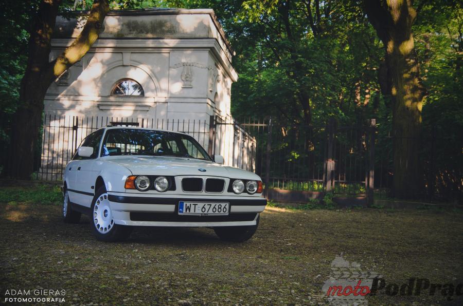bmw e34 1995 1 Znalezione: BMW e34 518i kombi   wielki come back!