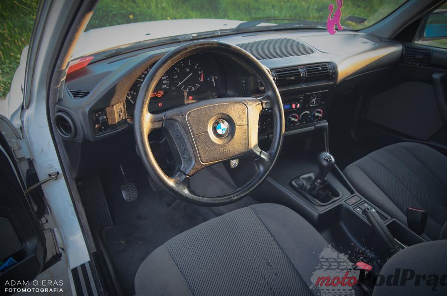 bmw e34 1995 14 Sprzedam: BMW E34 518 w stanie niemal idealnym, bez rdzy   youngtimer jak się patrzy!