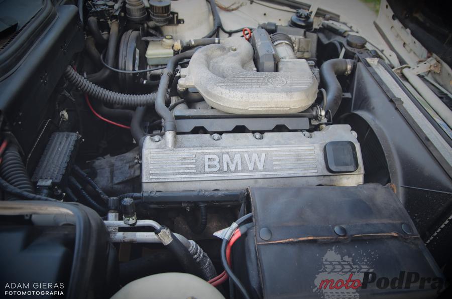 bmw e34 1995 15 Sprzedam: BMW E34 518 w stanie niemal idealnym, bez rdzy   youngtimer jak się patrzy!