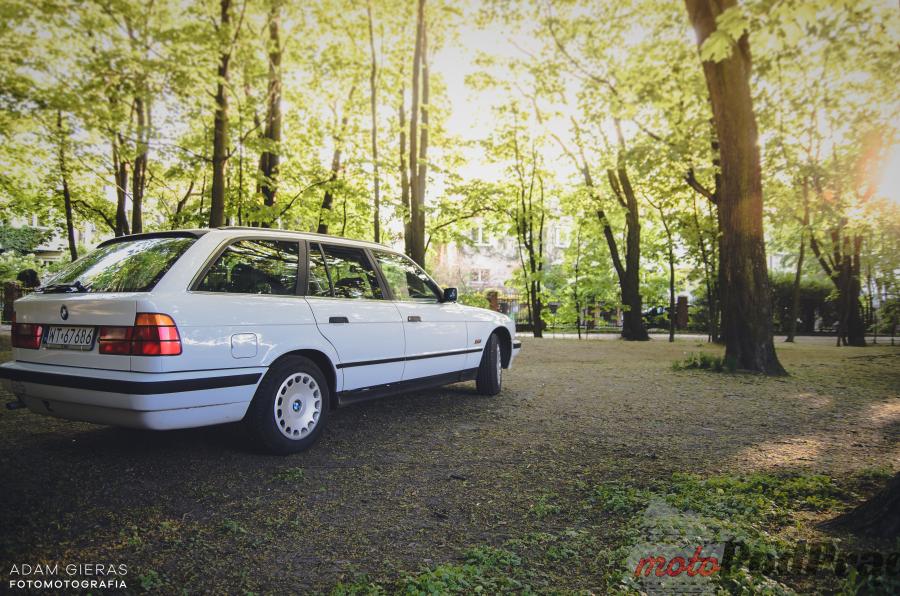 bmw e34 1995 2 Znalezione: BMW e34 518i kombi   wielki come back!