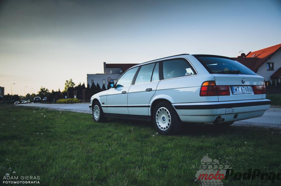 bmw e34 1995 3 Znalezione: BMW e34 518i kombi   wielki come back!
