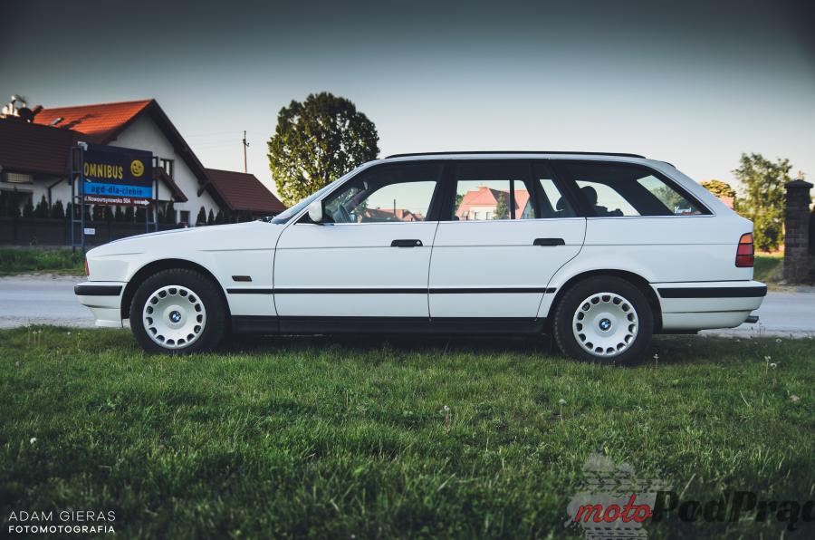 bmw e34 1995 4 Znalezione: BMW e34 518i kombi   wielki come back!