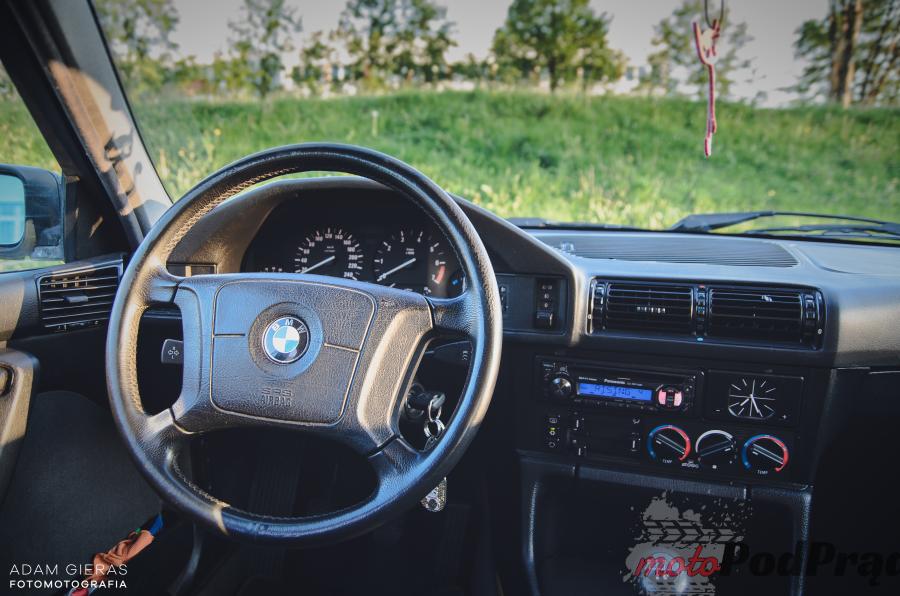 bmw e34 1995 9 Sprzedam: BMW E34 518 w stanie niemal idealnym, bez rdzy   youngtimer jak się patrzy!