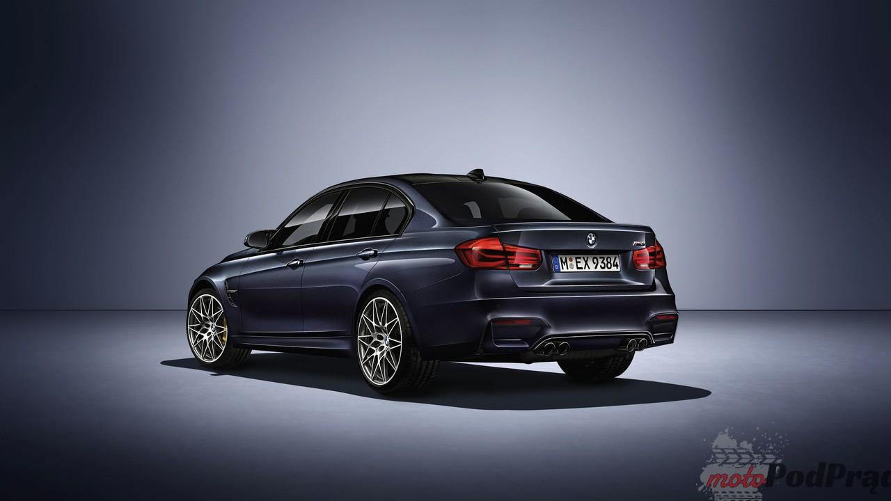 bmw m3 30 years m3 edition 1 BMW M3 na trzydziestolecie