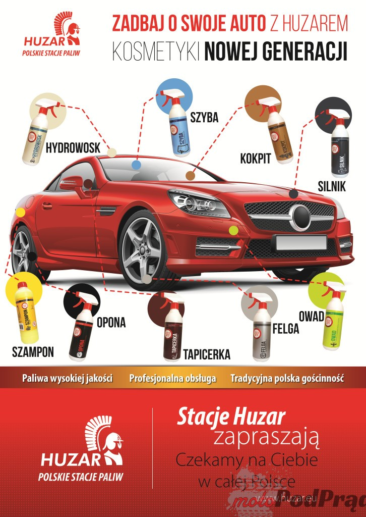 kosmetyki czysteauto 726x1024 Letnia oferta kosmetyków samochodowych HUZAR