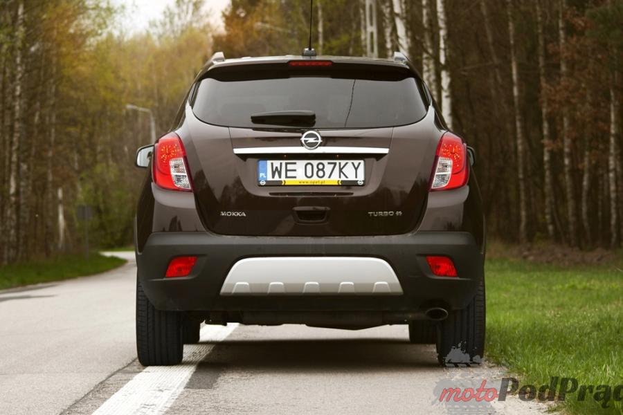 opel mokka 10 Test: Opel Mokka 1.4T 140 KM. Pobudzający bestseller?