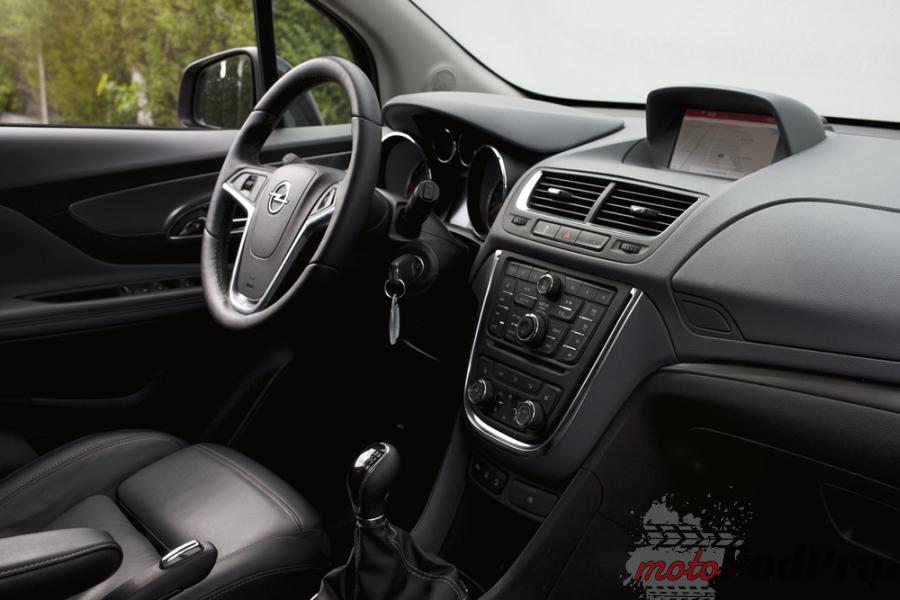 opel mokka 18 Test: Opel Mokka 1.4T 140 KM. Pobudzający bestseller?
