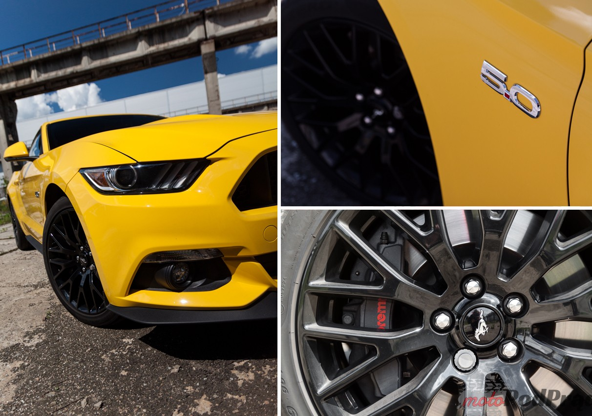 Ford Mustang GT 8 Test: Ford Mustang GT Fastback   bliżej marzeń