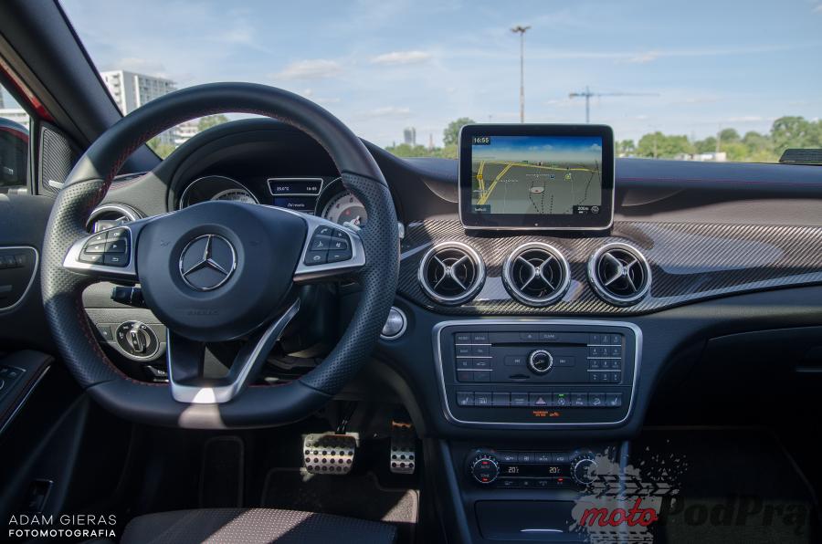 GLA 250 23 Minitest: Mercedes Benz GLA 250 4Matic   piękna zabawka, czy coś więcej?