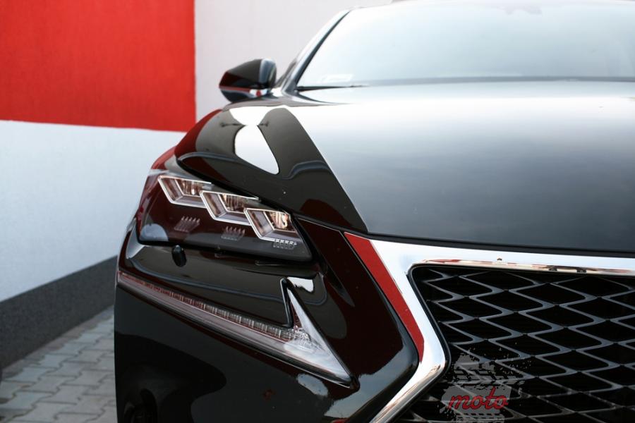 Lex NX300h 8 Test: Lexus NX300h. Relaksujący, ale...