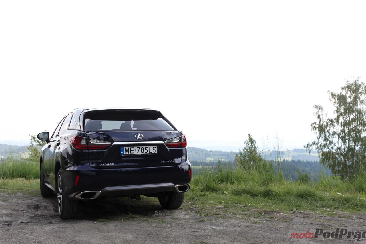 Lexus RX 2 Test: Lexus RX 200 T   powolny luksus