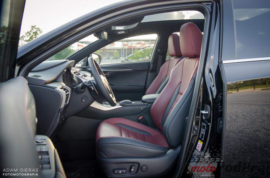 LexusNX300h 7 Test: Lexus NX300h. Relaksujący, ale...