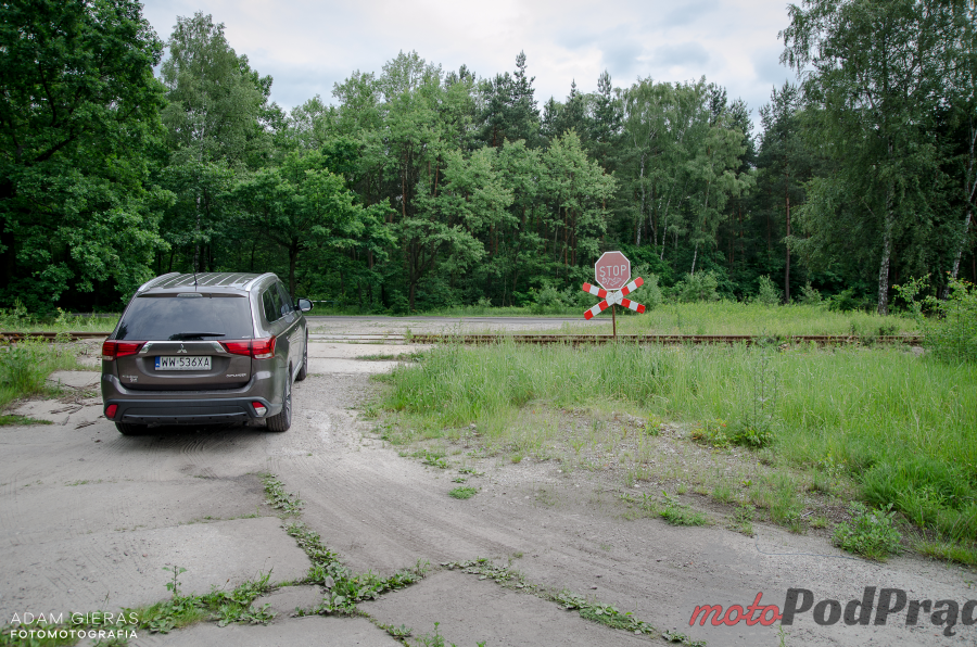 Mitsubishi Outla 20 Test: Mitsubishi Outlander 2.2 DID Intense Plus. Chcesz SUV a? No to masz!