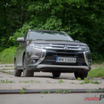 Mitsubishi Outla 22 150x150 Test: Mitsubishi Outlander 2.2 DID Intense Plus. Chcesz SUV a? No to masz!
