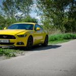 Mustang V8 12 150x150 Test: Ford Mustang GT Fastback   bliżej marzeń