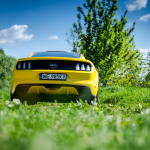 Mustang V8 13 150x150 Test: Ford Mustang GT Fastback   bliżej marzeń