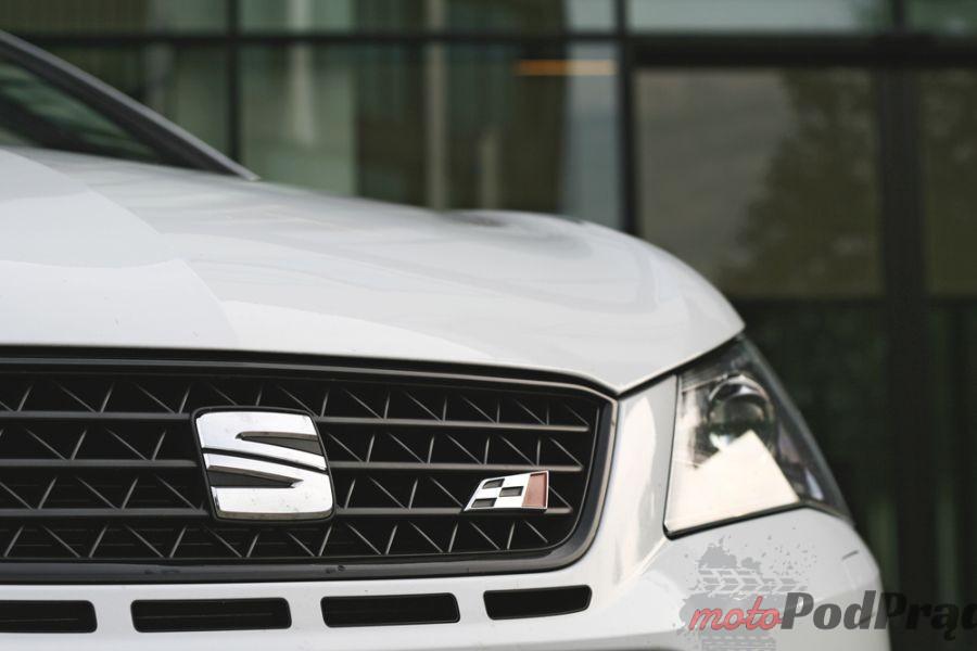 22 Test: Seat Ibiza Cupra 1.8 TSI. Trochę strachu.