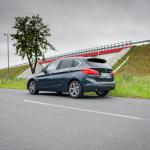 BMW 218i test 14 150x150 Test: BMW 218i Active Tourer Luxury Line   van, który nie boi się zakrętów