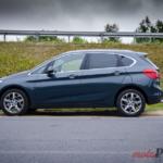 BMW 218i test 2 150x150 Test: BMW 218i Active Tourer Luxury Line   van, który nie boi się zakrętów