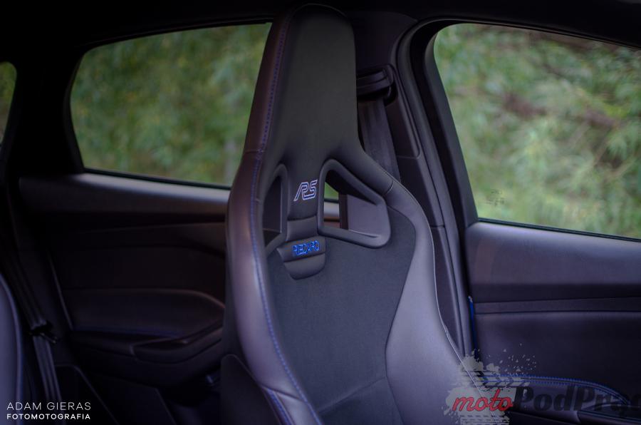 Ford Focus RS III 2 Test: Ford Focus RS   poczuj się jak Colin McRae