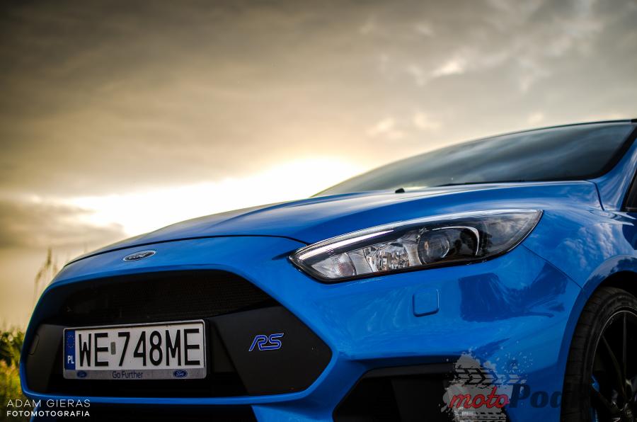 Ford Focus RS III 21 Test: Ford Focus RS   poczuj się jak Colin McRae