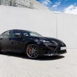 Lexus GS F 1 150x150 Test: Lexus GS F V8 477 KM   dwie twarze