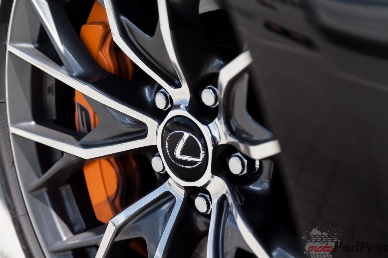 Lexus GS F 3 Test: Lexus GS F V8 477 KM   dwie twarze