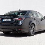 Lexus GS F 5 150x150 Test: Lexus GS F V8 477 KM   dwie twarze