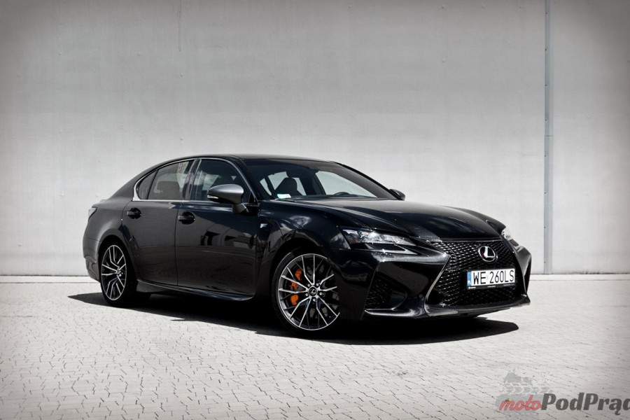 Lexus GS F (8)