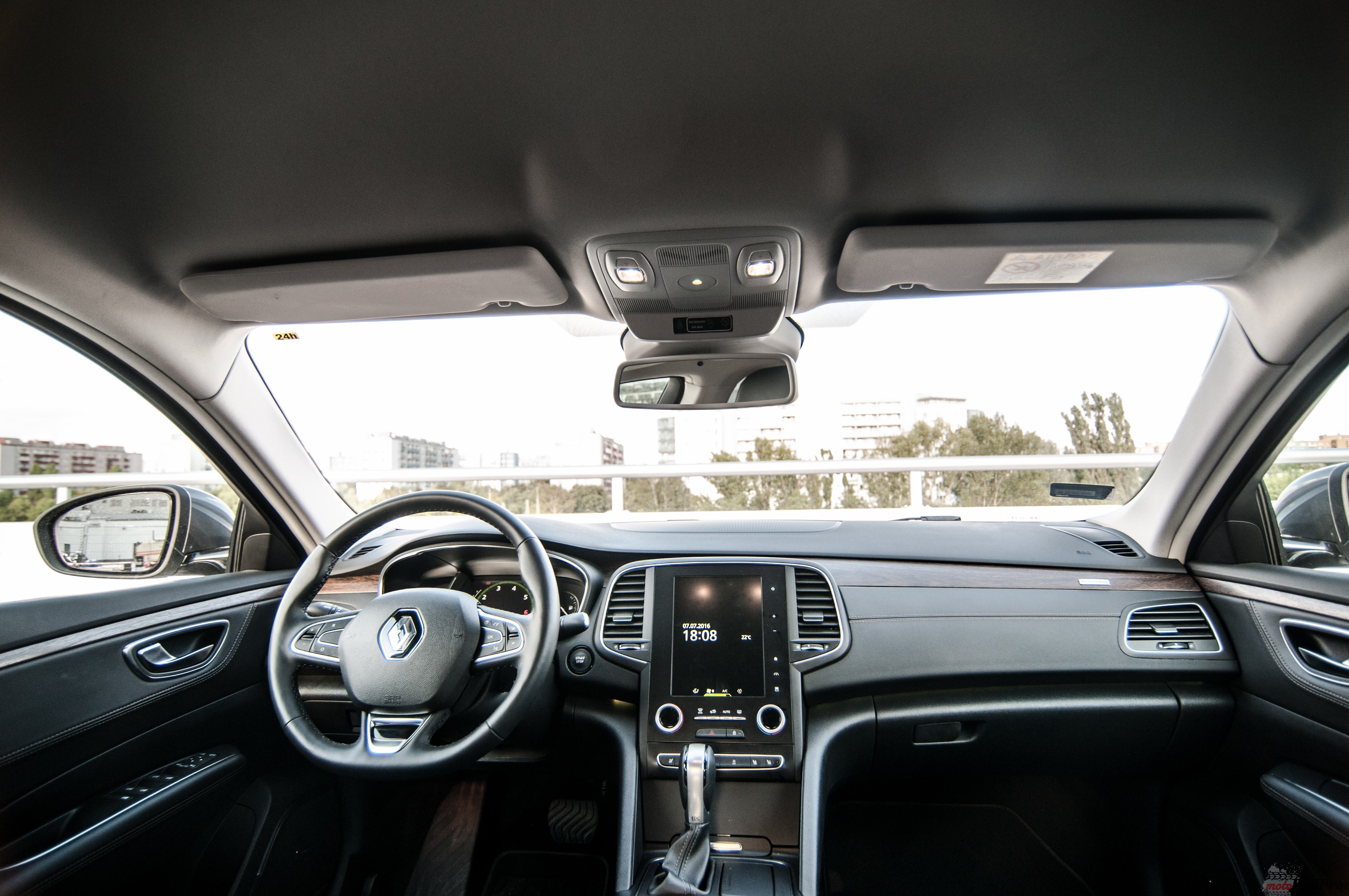 Renault Talisman 2 TEST: Renault Talisman 1.6 TCe INTENSE – firmowy reprezentant