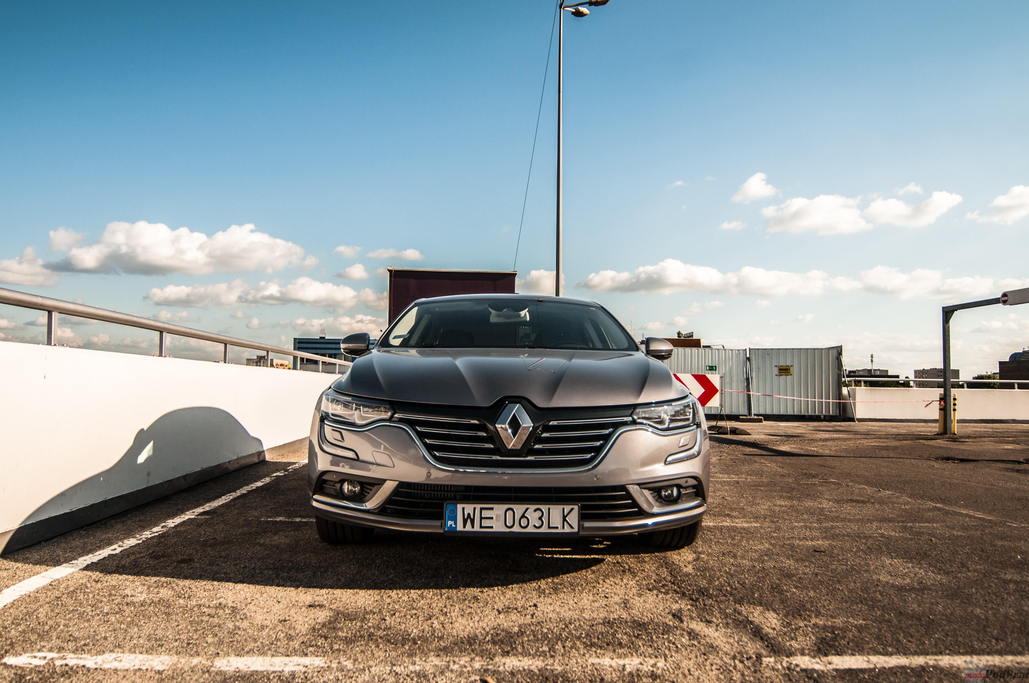 Renault Talisman TEST: Renault Talisman 1.6 TCe INTENSE – firmowy reprezentant