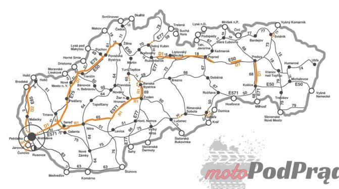 Słowacja Ile kosztują autostrady za granicą?